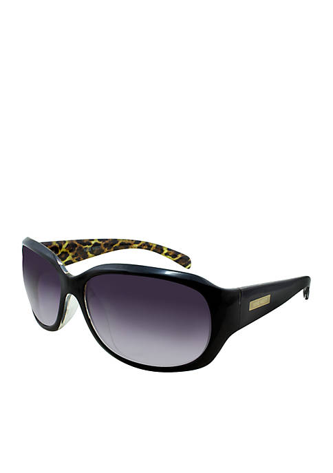 Nine West Rectangle Sunglasses