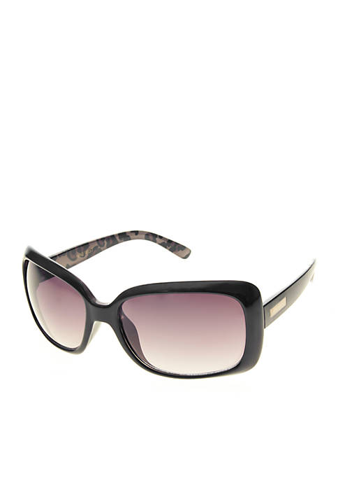 Nine West Medium Square Sunglasses
