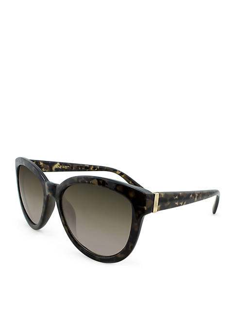 Nine West Cat-eye Sunglasses