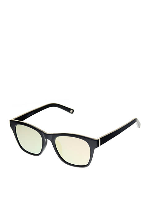 Nine West Way Flat Lens Sunglasses
