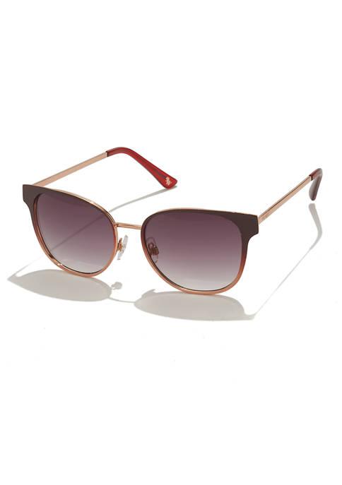 Round Cat Sunglasses