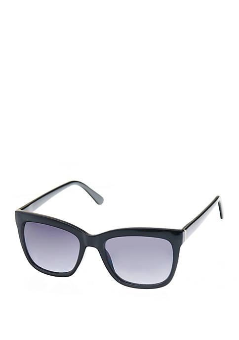 Nine West Ladyway Plastic Sunglasses