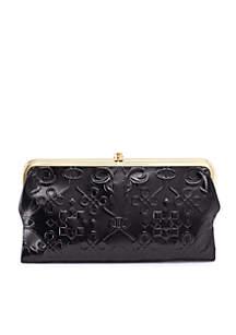 Lauren Embossed Wallet
