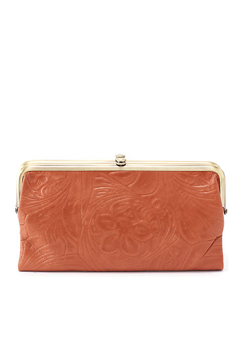 Hobo Lauren Embossed Clutch