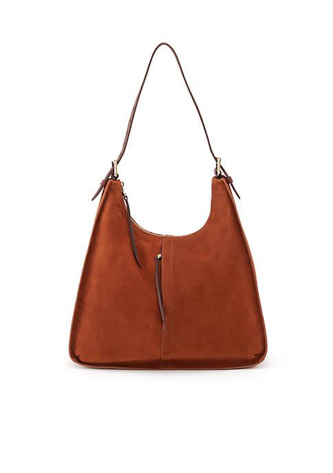 Marley Nubuck Hobo Bag