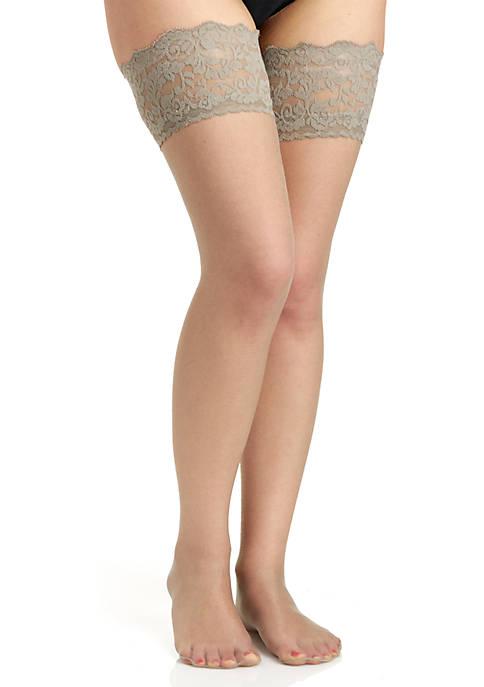 Berkshire Hosiery Shimmer Thigh High