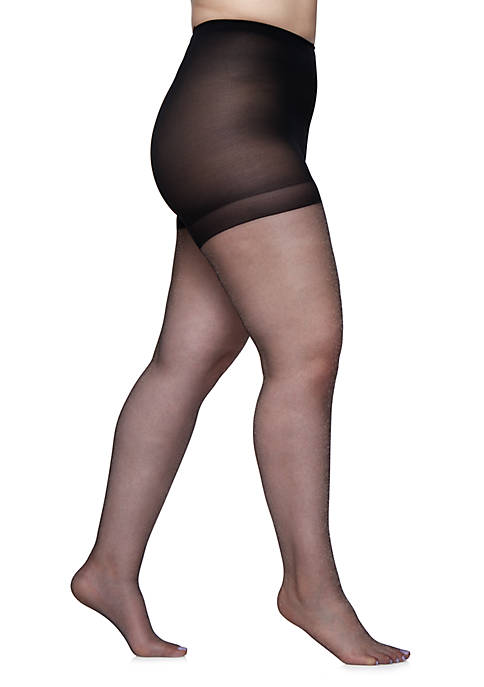 Queen Shimmers Pantyhose