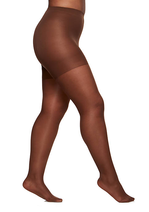 Berkshire Hosiery Queen Silky Control Top Pantyhose with