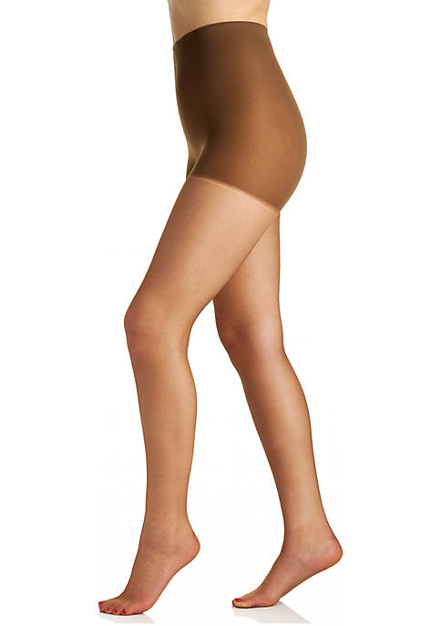 Skinny Ultra Sheer Waistband Free Pantyhose