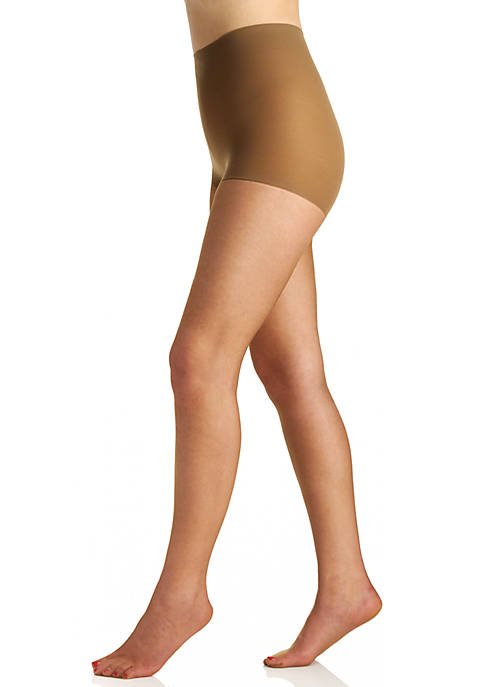 Berkshire Hosiery Skinny Ultra Sheer Waistband Free Pantyhose