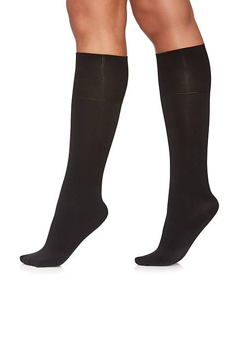 Berkshire Hosiery Comfy Cuff Cozy Hose Socks