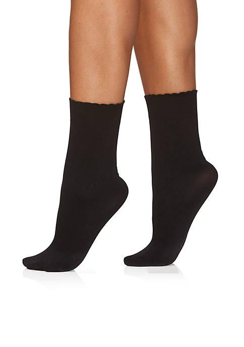 Cozy Hose Plus Anklet Socks