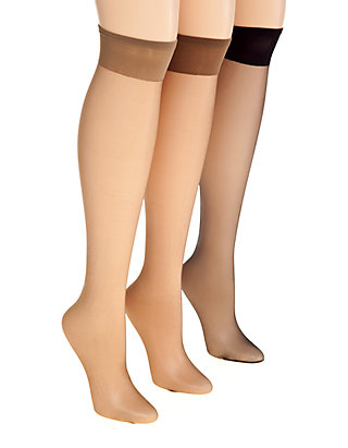 d5b8a19bfcb Berkshire Hosiery Queen Ultra Sheer Knee Highs - 6460