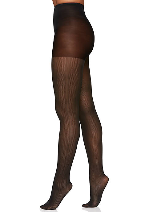 Berkshire Hosiery Sheer Chevron Tights