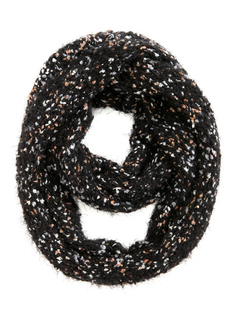 Accessory Street Textured Space Dye Scarf