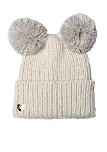 Firewerk 2 Pom-Pom Cuff Hat