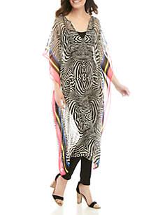 Cejon Zebra Print Topper