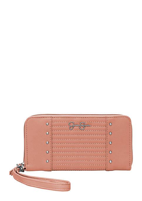 Jessica Simpson Tilly Zip Around Wallet