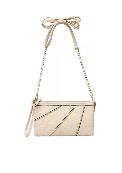 Jessica Simpson Mason Top Zip Crossbody