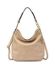 Camille Convertible Hobo Bag