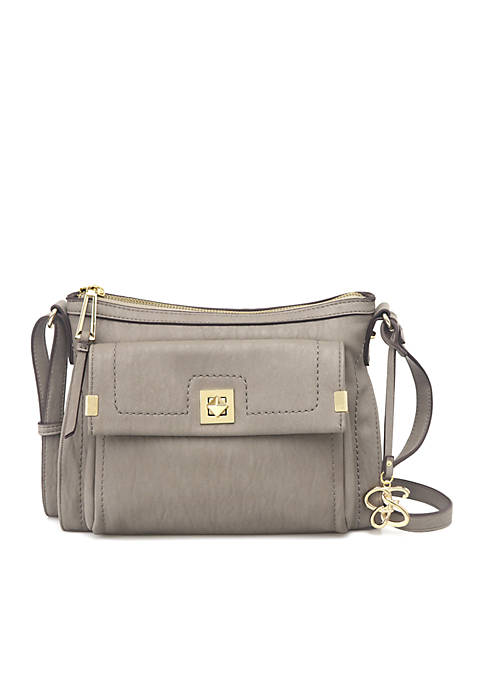 Jessica Simpson Marcie Top Zip Crossbody