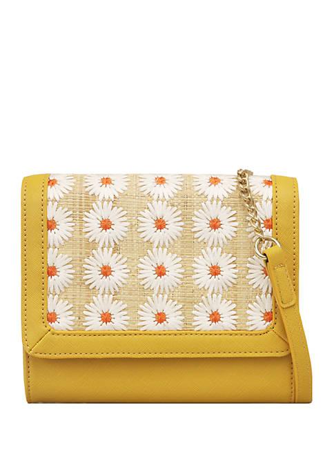 Jessica Simpson Candie Flap Crossbody Bag