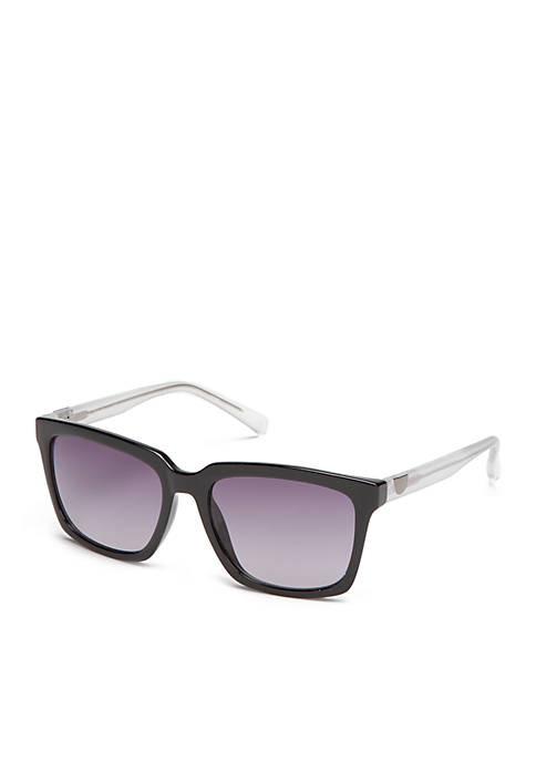 Surf With Logo Button Sunglasses