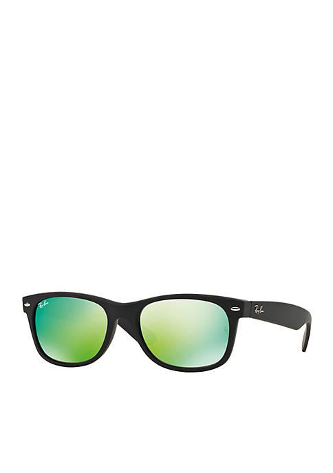 Ray-Ban® Green Flash Wayfarer Sunglasses