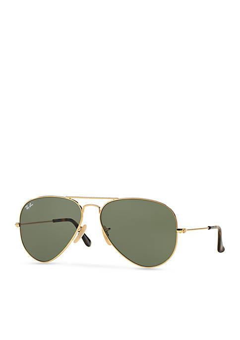 Outdoorsman Aviator 62-mm. Sunglasses