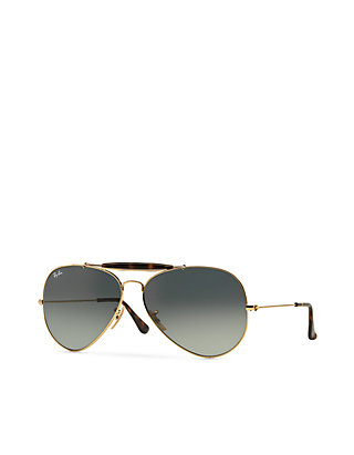 9237048897 Ray-Ban® Outdoorsman Aviator 62-mm. Sunglasses