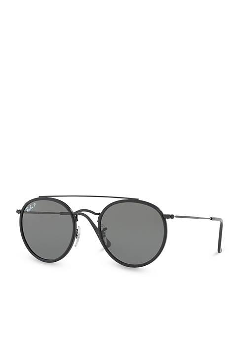 Polarized Flat Lens Sunglasses