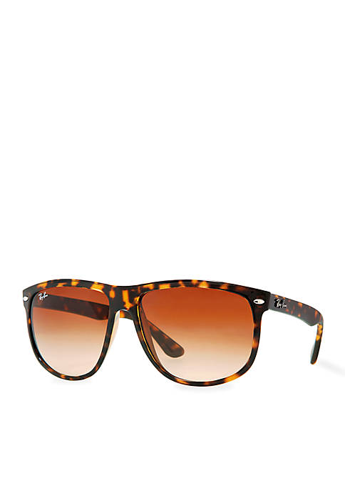 Ray-Ban® Flat Top Boyfriend 56-mm. Sunglasses