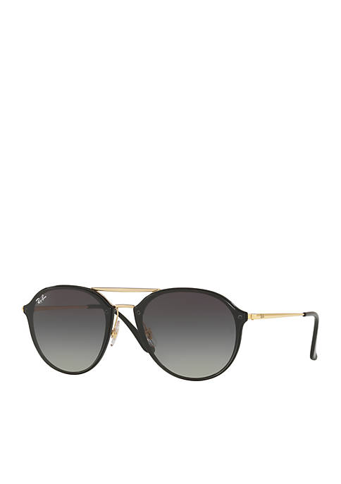 Ray-Ban® Blaze Double Bridge Sunglasses