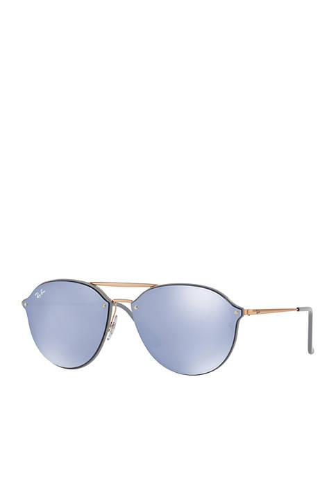 Ray-Ban® Blaze Double Bridge Sunglasses