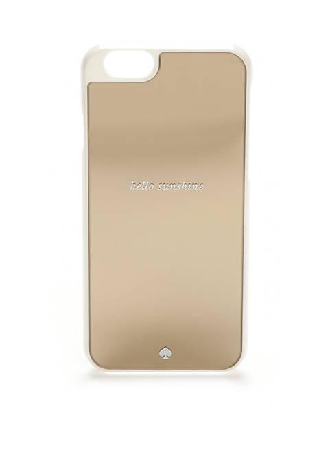 Hello Sunshine iPhone 6 Case