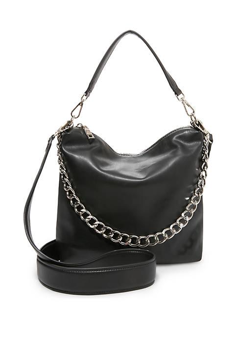 Flat Stud Anita Bucket Bag