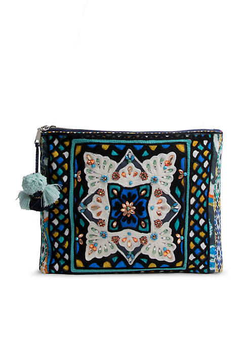 Byzantine Pattern Pouch
