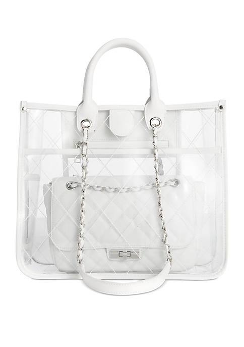 BCARRY Two Piece Tote Bag