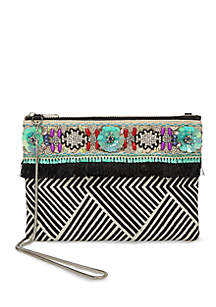 Steve Madden Bjan Resort Clutch