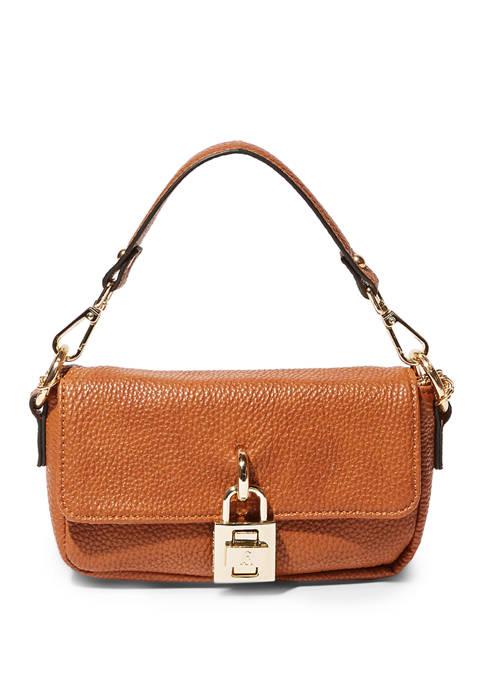 Padlock Mini Crossbody Bag