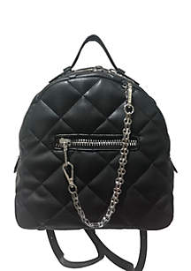 Steve Madden Selma Quilted Backpack