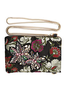 Bteresa Applique With Sequins Crossbody