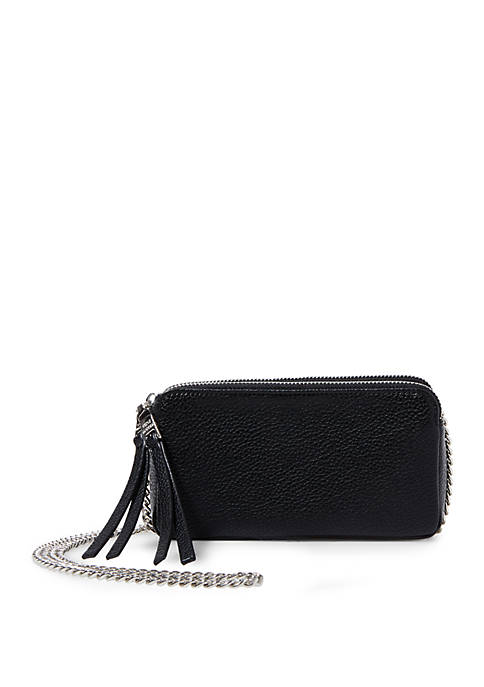 Steve Madden Multi-Compartment BTinsley Cell Phone Crossbody