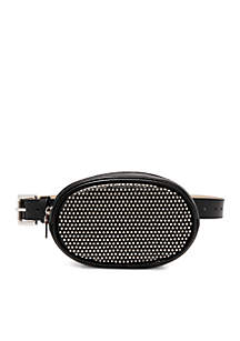 Pin Studded Belt Bag