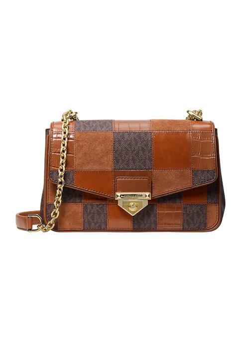 Large Chain Shoulder Bag