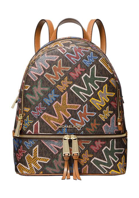 MICHAEL Michael Kors Medium Logo Backpack