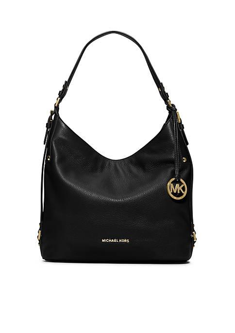 3b8cf0c146d3 MICHAEL Michael Kors Bedford Belted Large Shoulder Bag. Bedford Belted  Large Shoulder Bag