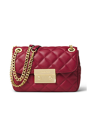 3fd50aae751 MICHAEL Michael Kors. MICHAEL Michael Kors Sloan Small Chain Shoulder Bag