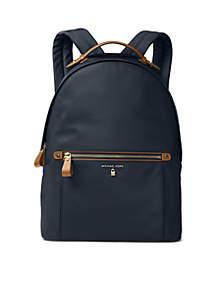 Nylon Kelsey Large Backpack