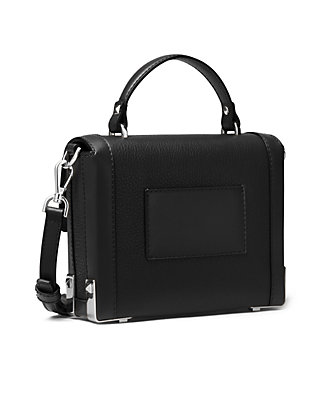 83cb9b4fb56 MICHAEL Michael Kors. MICHAEL Michael Kors Jayne Small Trunk Bag